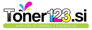 Toner123.si - logo