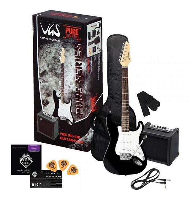 Električna kitara VGS RC 100 (set)