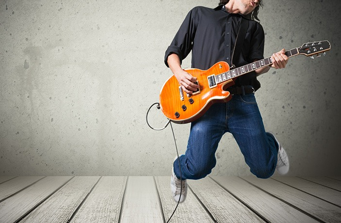 Nakup električne kitare