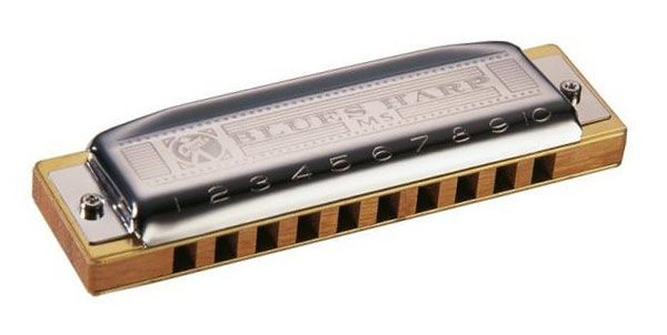 Ustna harmonika Hohner Blues Harp