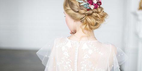 3 nasveti za popolno poročno frizuro