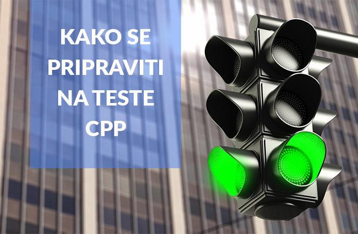 Kako se pripraviti na teste CPP